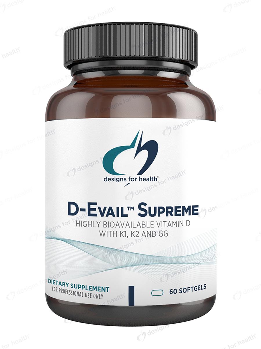D-Evail™ Supreme - 60 Softgels
