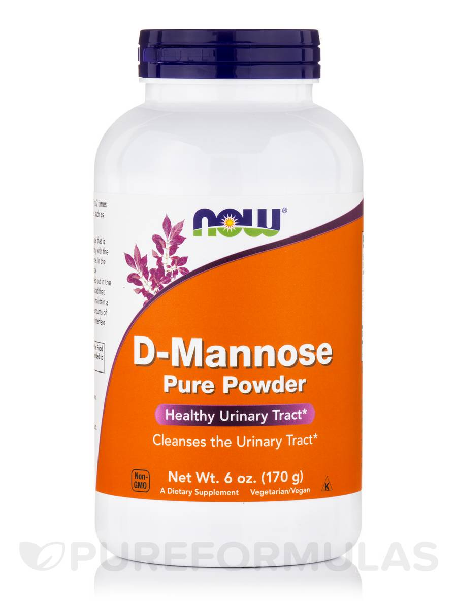 D-Mannose Pure Powder - 6 oz (170 Grams)