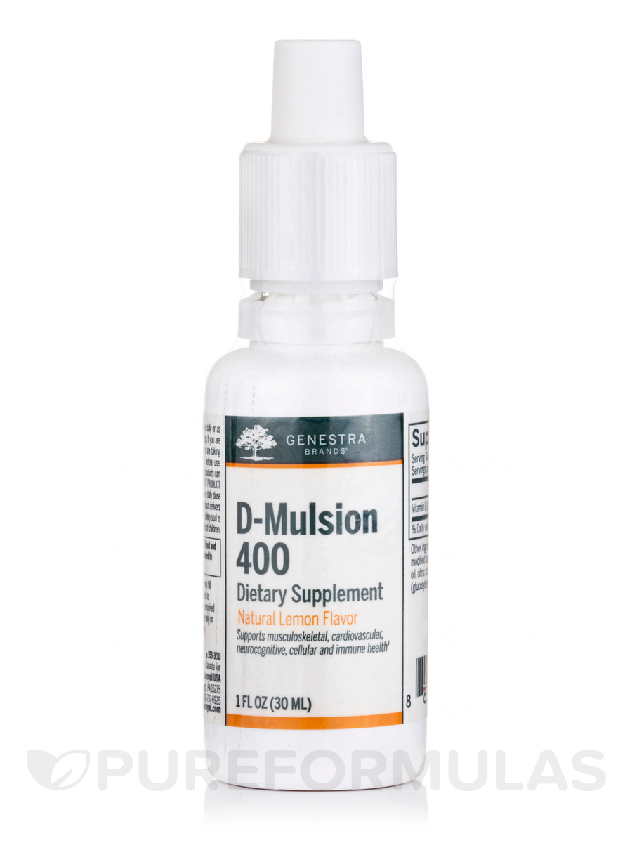 D-Mulsion 400 - 1 fl. oz (30 ml)