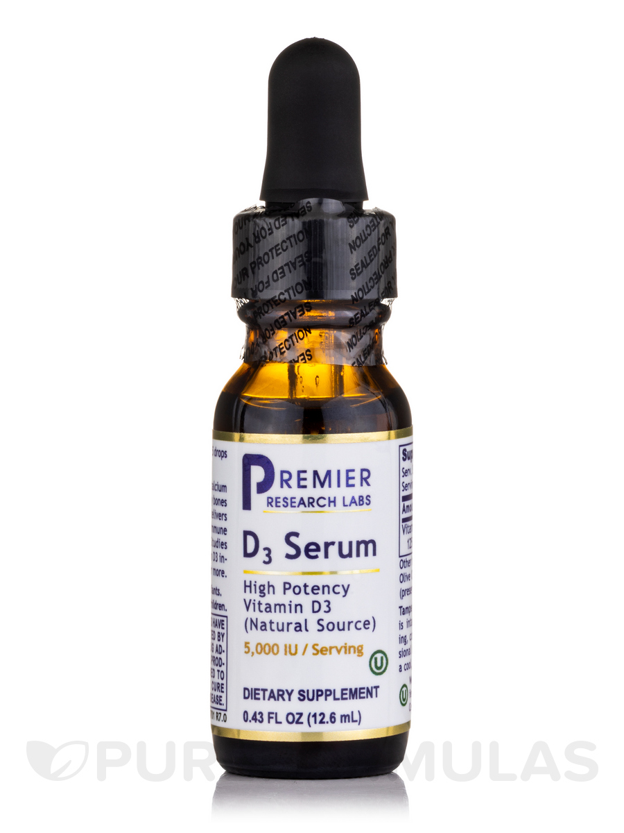 D3 Serum - 0.46 fl. oz (13.7 ml)