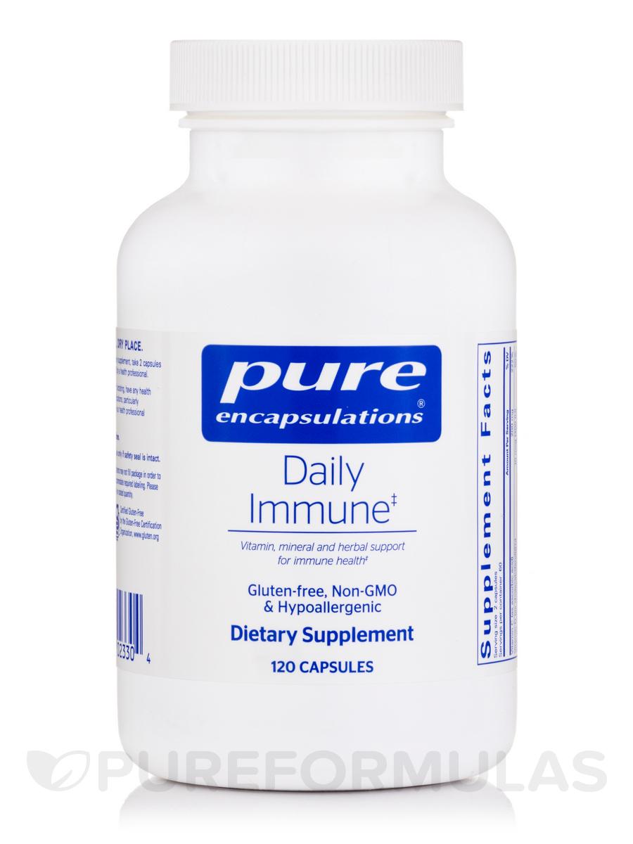 Daily Immune - 120 Capsules