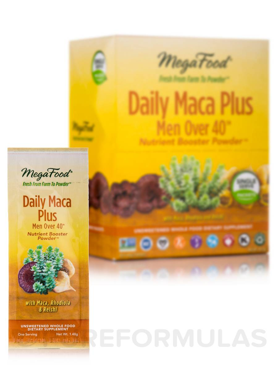 Daily Maca Plus - Men Over 40™ - 30 Packets