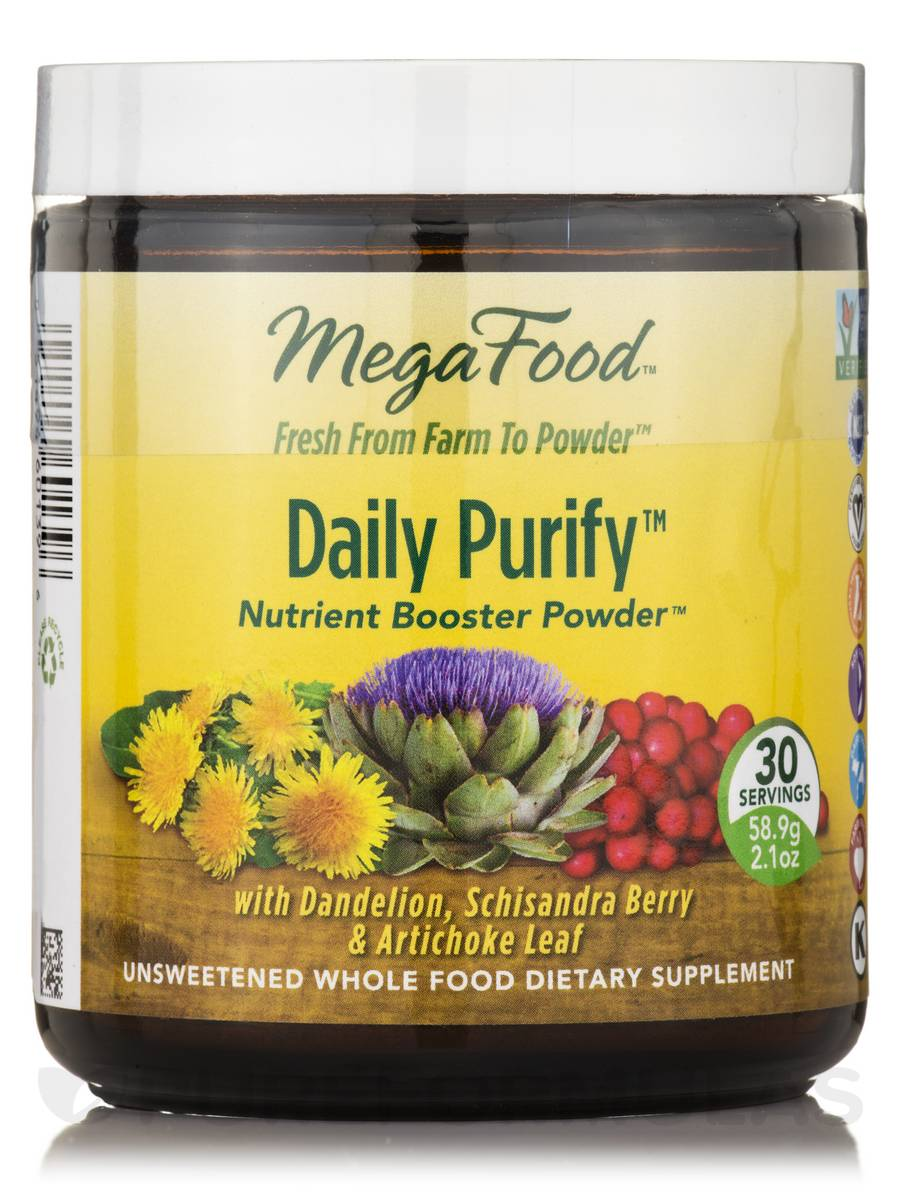 Daily Purify™ Nutrient Booster Powder™ - 30 Servings (2.1 oz / 58.9 Grams)