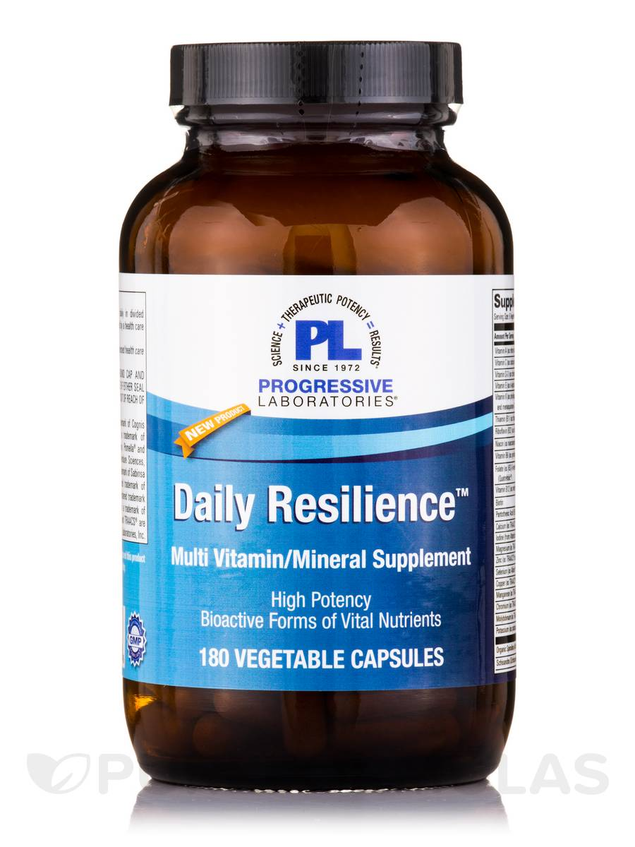 Daily Resilience™ - 180 Vegetable Capsules
