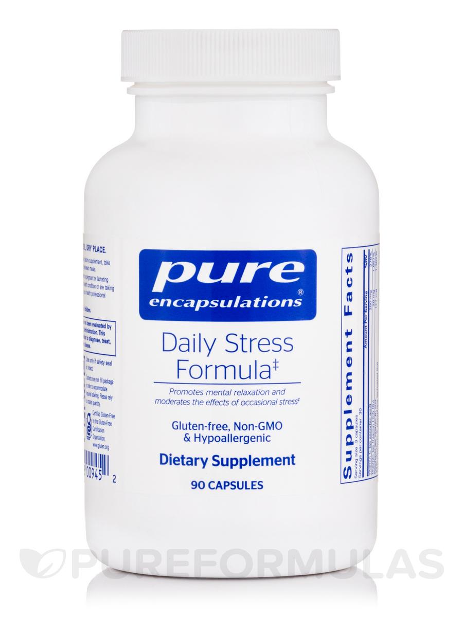 Daily Stress Formula - 90 Capsules
