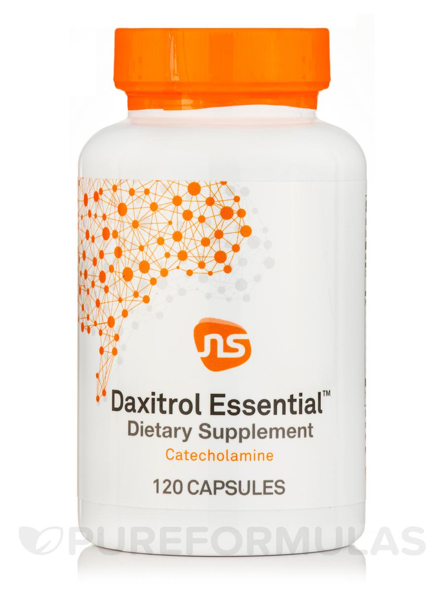 Daxitrol Essential - 120 Capsules