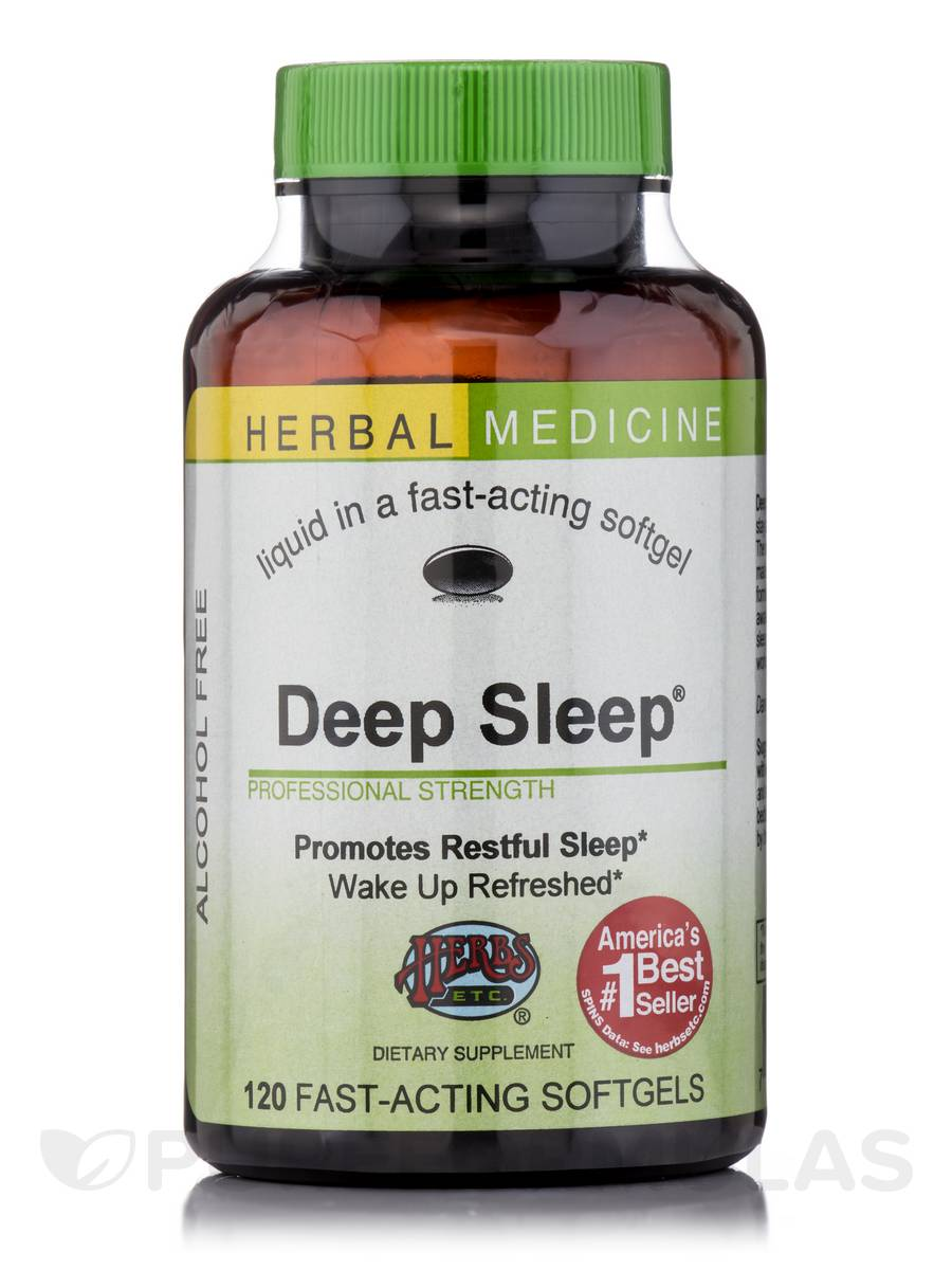 Deep Sleep® - 120 Softgels