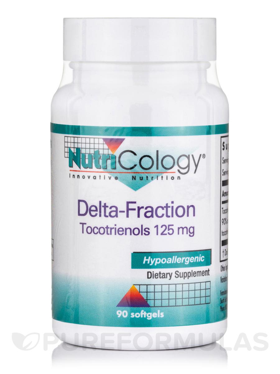 Delta-Fraction Tocotrienols 125 mg - 90 softgels