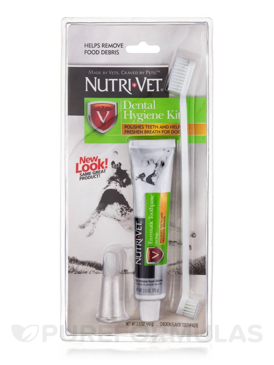 Dental Hygiene Kit for Dogs - 2.5 oz (70 Grams)