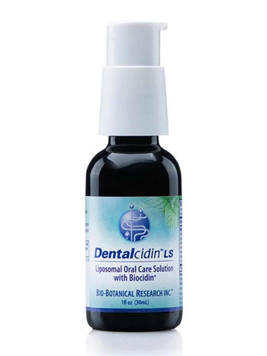 Dentalcidin™ Liposomal Oral Care Solution with Biocidin® - 1 fl. oz (30 ml)