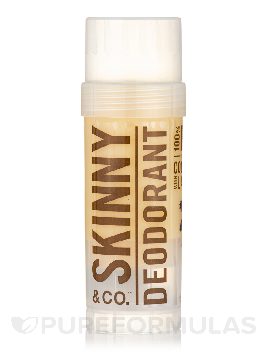 Deodorant - Coconut Oil with Lavender - 2 oz (57 Grams)