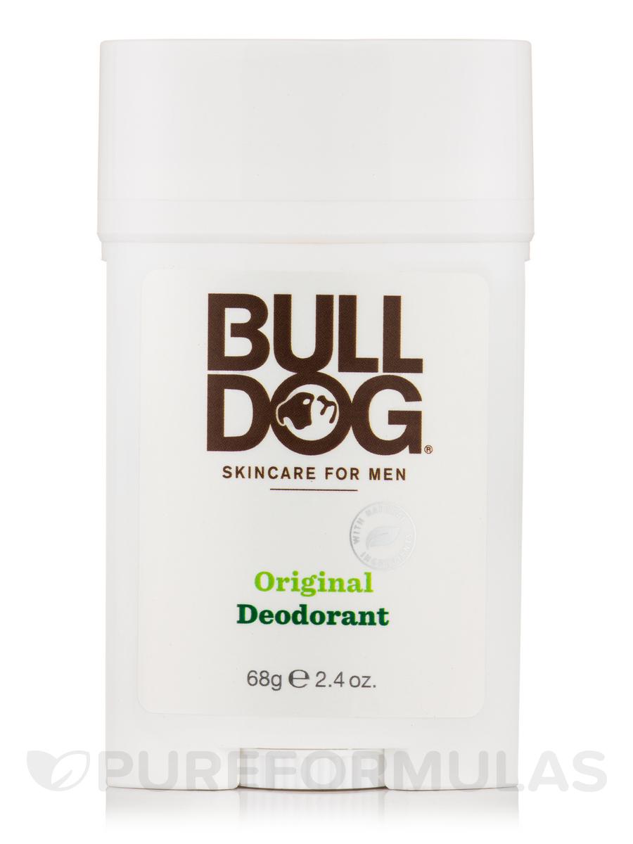Deodorant Stick Original - 2.4 oz (68 Grams)