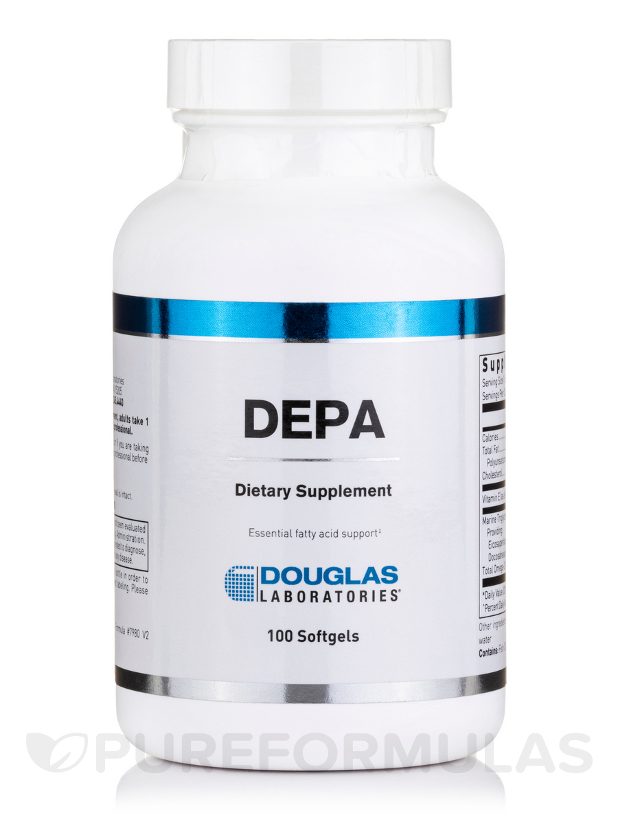DEPA - 100 Softgels