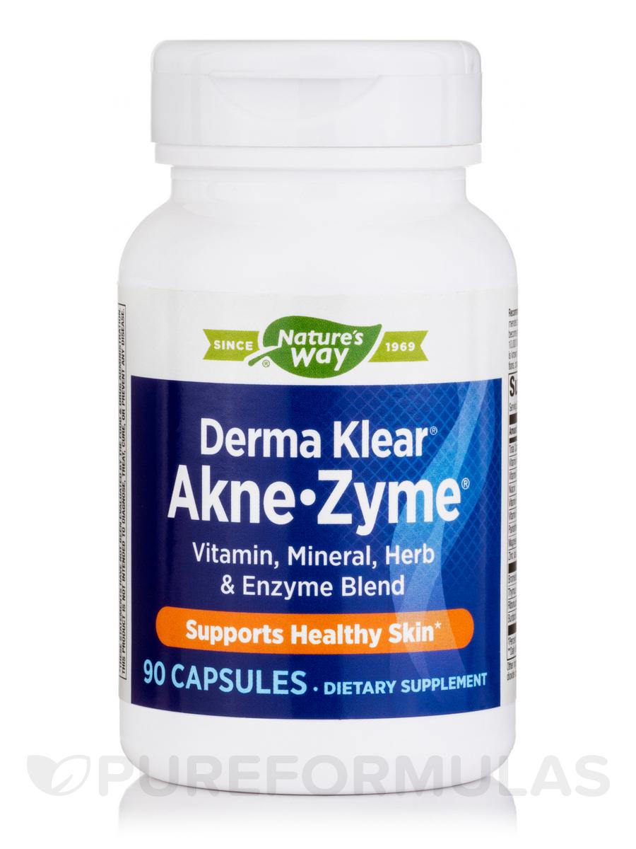 Derma Klear® Akne-Zyme® - 90 Capsules