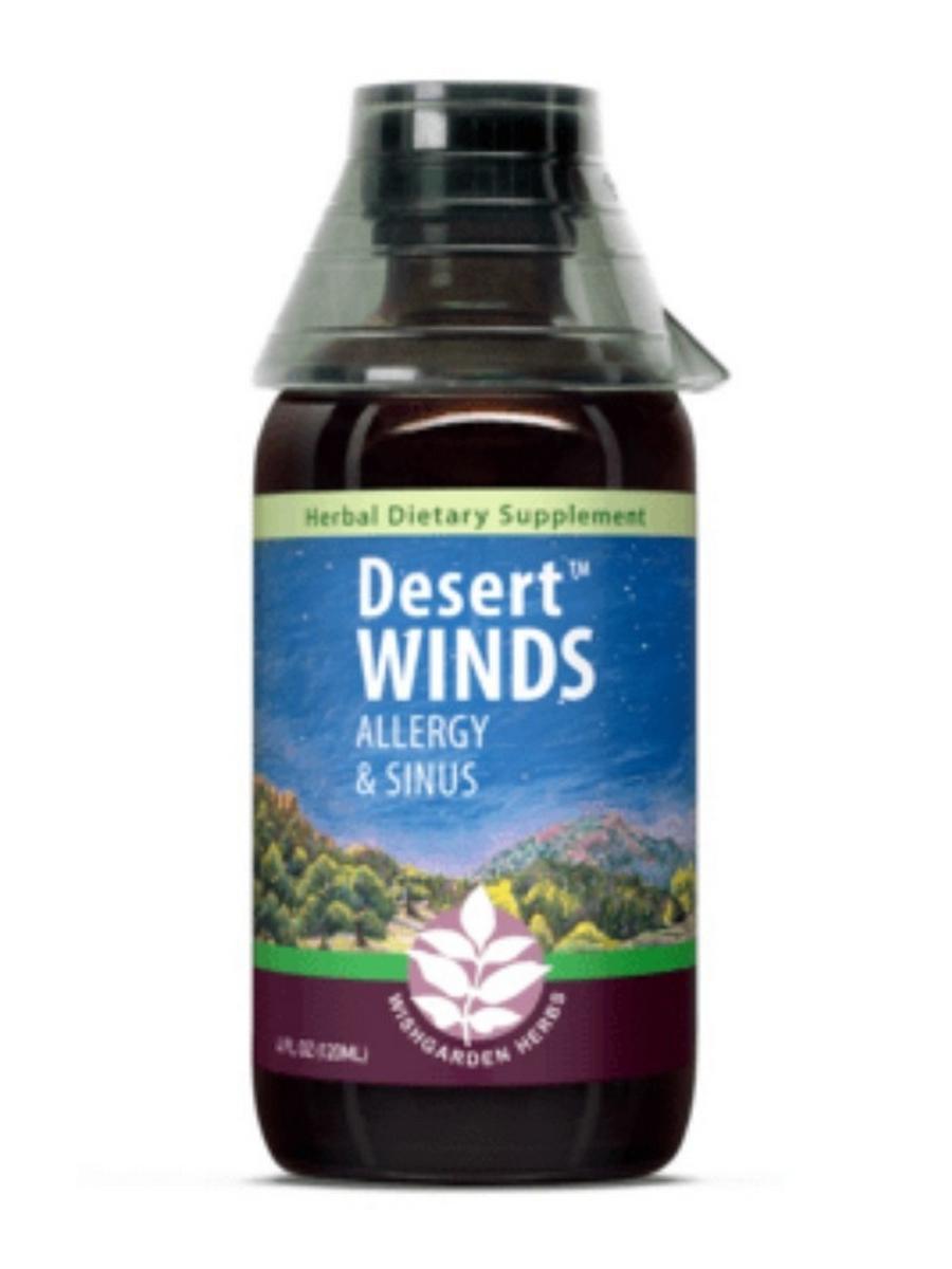 Desert™ Winds Allergy & Sinus (Jigger) - 4 fl. oz (120 ml)