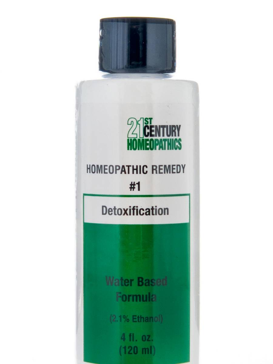 Detoxification - 4 fl. oz (120 ml)