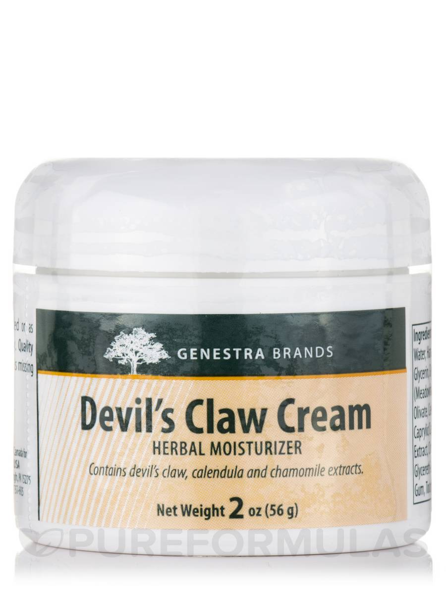 Devil's Claw Cream - 2 oz (56 Grams)