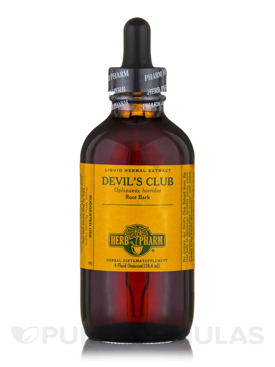 Devil's Club - 4 fl. oz (118.4 ml)