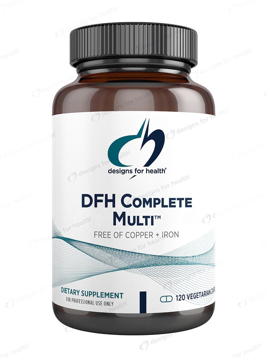 DFH Complete Multi - 180 Vegetarian Capsules