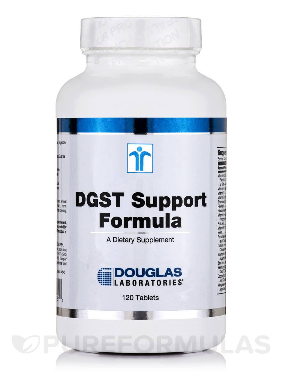 DGST Support Formula - 120 Tablets