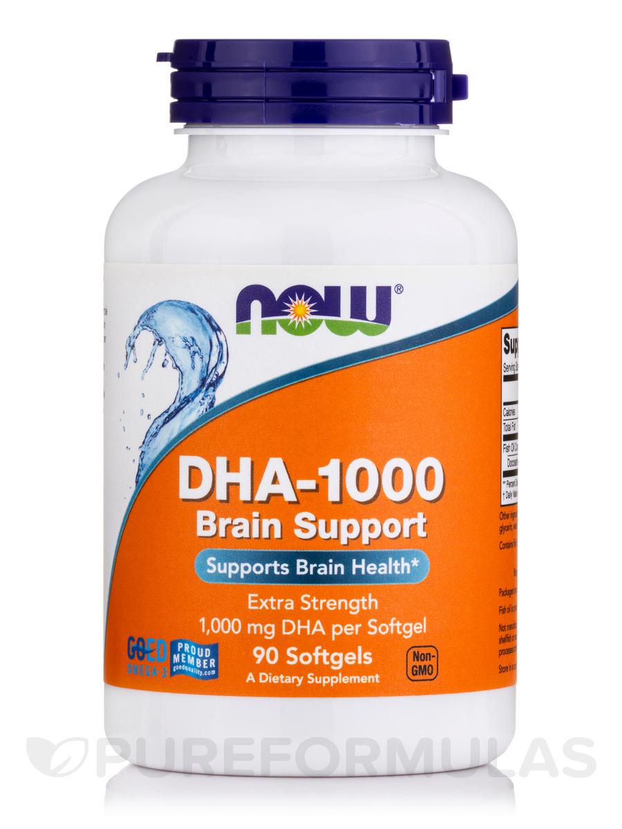 DHA-1000 - 90 Softgels