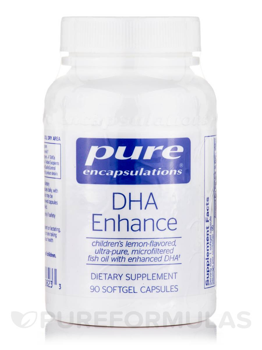 DHA Enhance - 90 Softgel Capsules