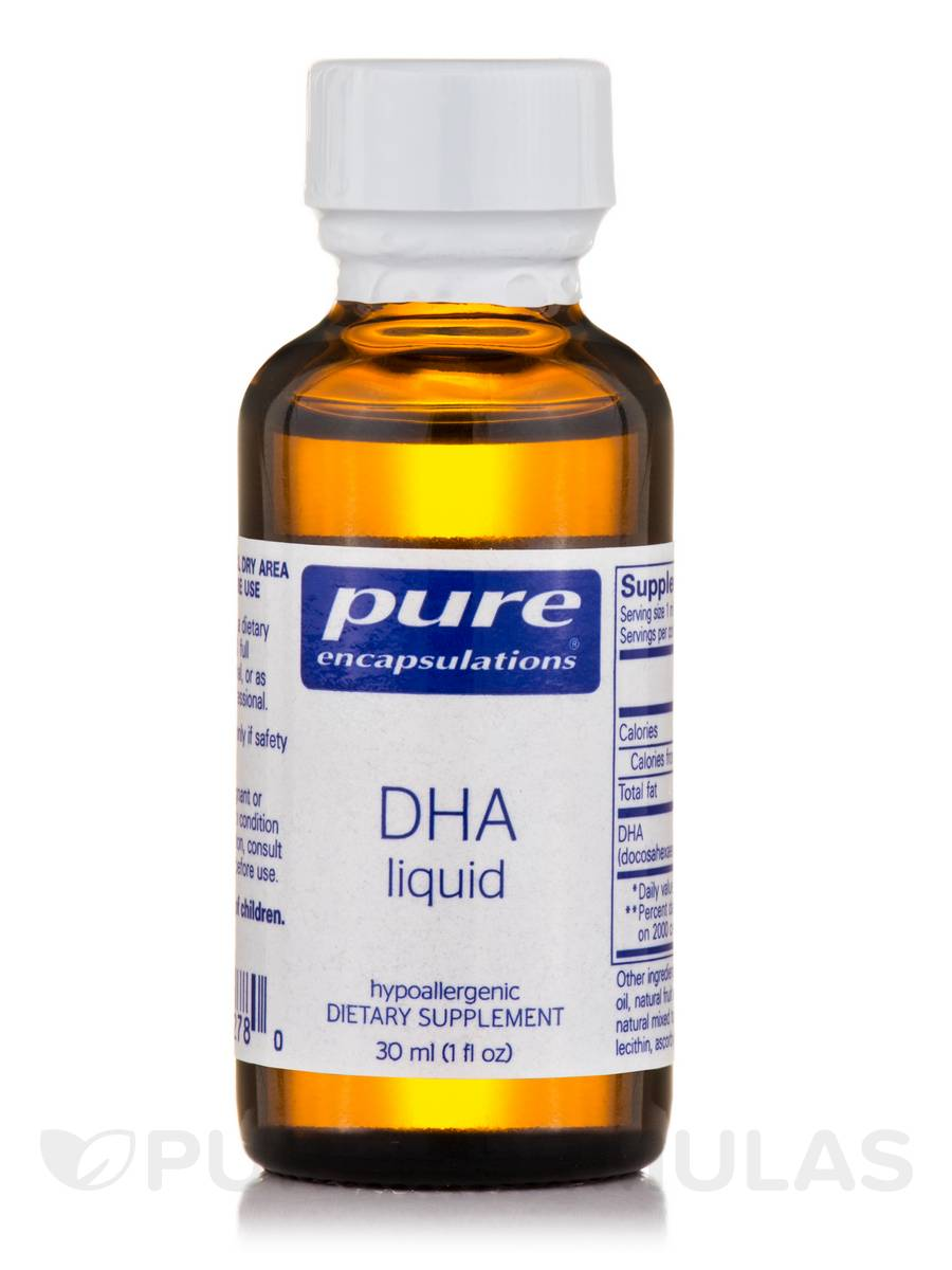 DHA Liquid - 1 fl. oz (30 ml)