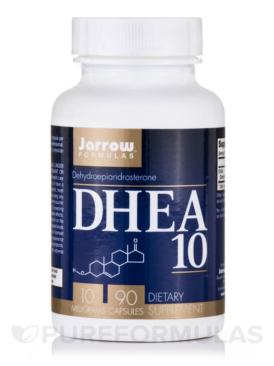 DHEA 10 mg - 90 Capsules