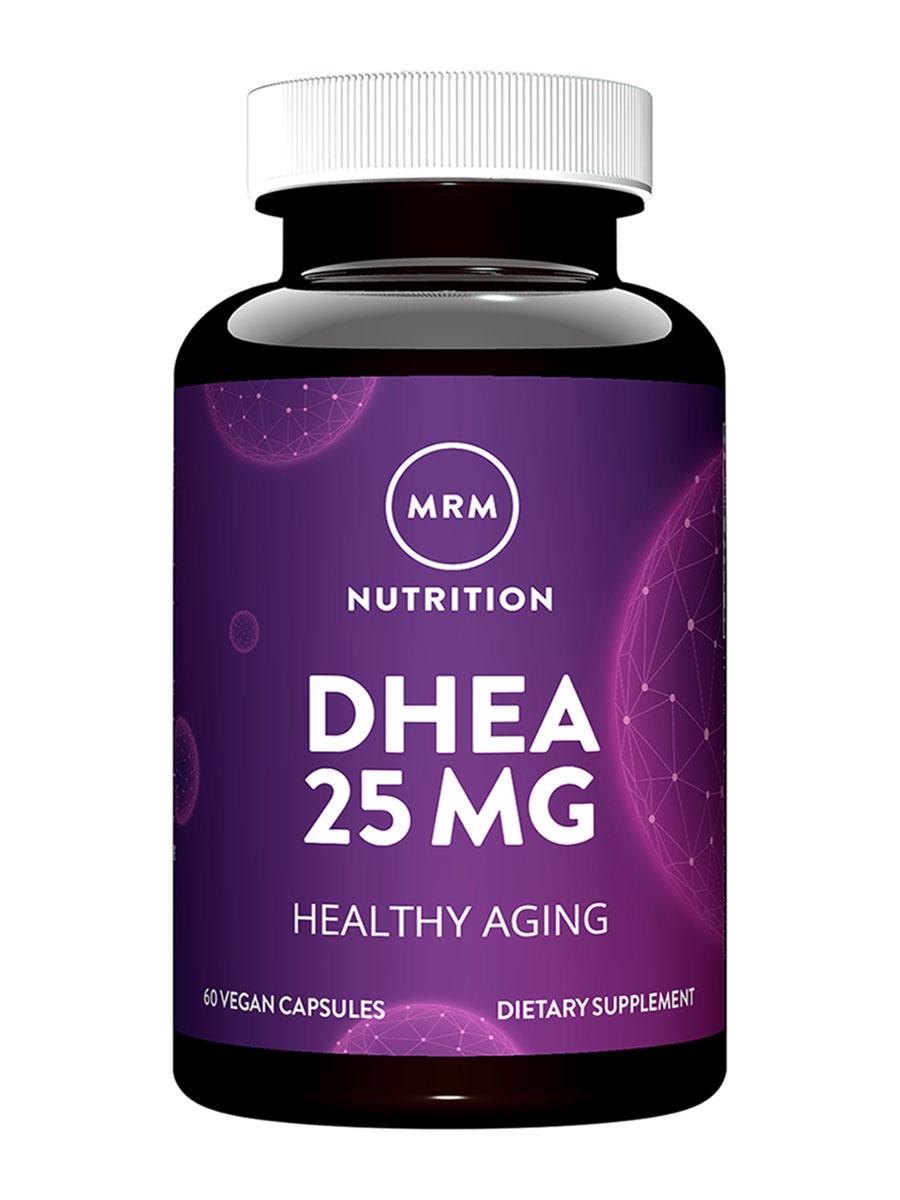 DHEA 25 mg - 60 Vegetarian Capsules