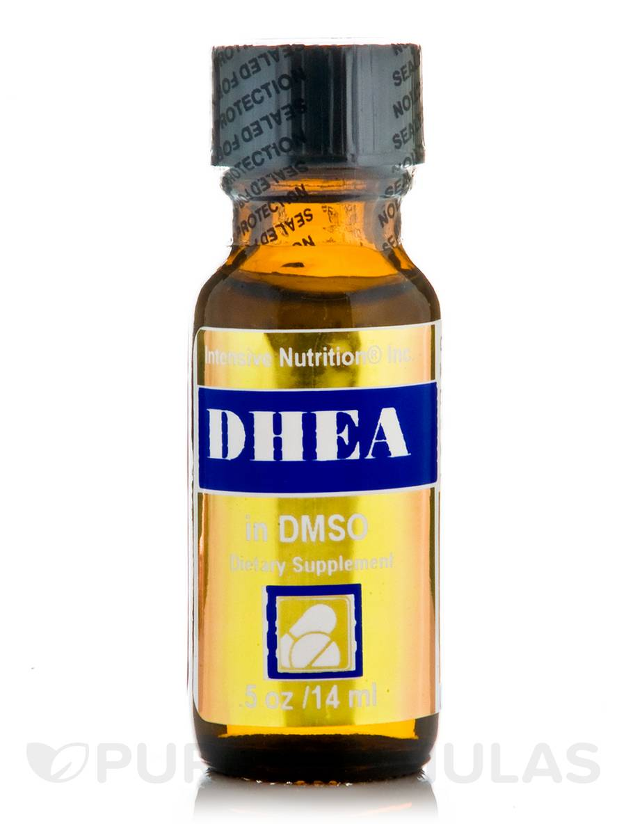 DHEA in DMSO 5 mg Sublingual Liquid - 0.5 oz (14 ml)