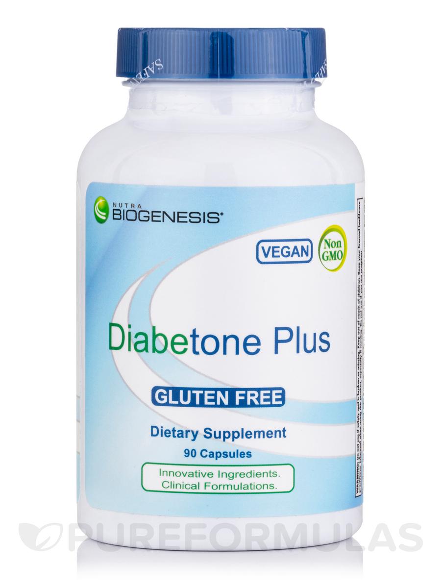 Diabetone Plus - 90 Veggie Capsules