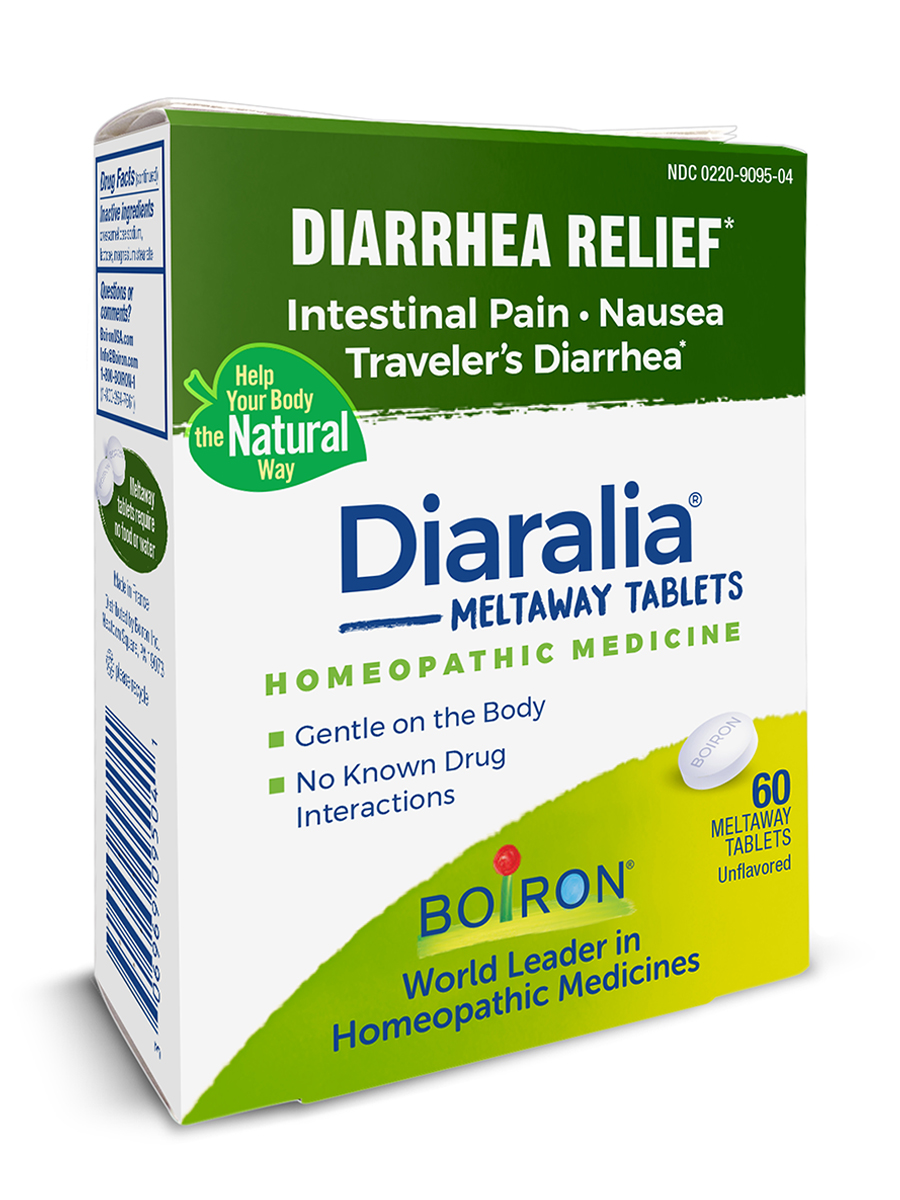 Diaralia™ (Diarrhea Relief) - 60 Tablets