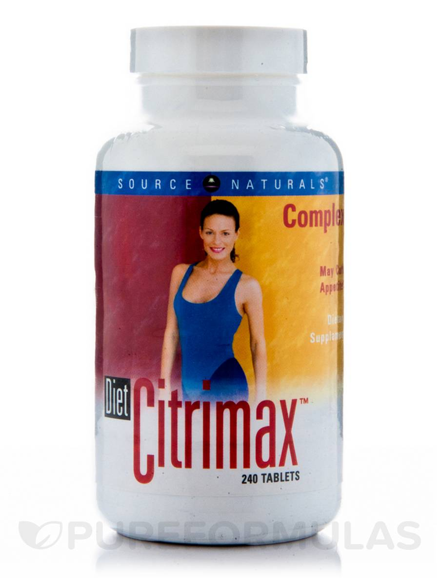Diet Citrimax Complex - 240 Tablets