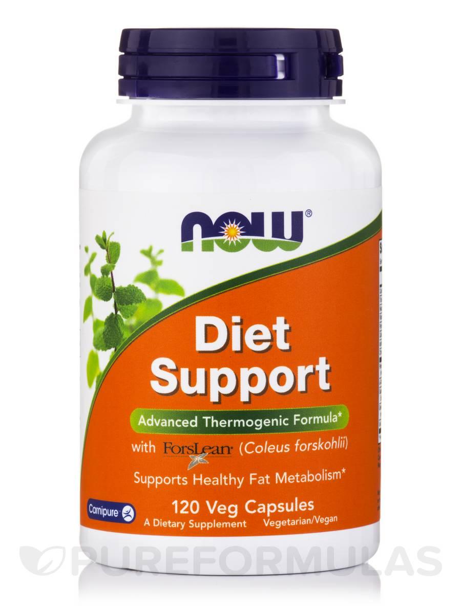 Diet Support - 120 Vegetarian Capsules