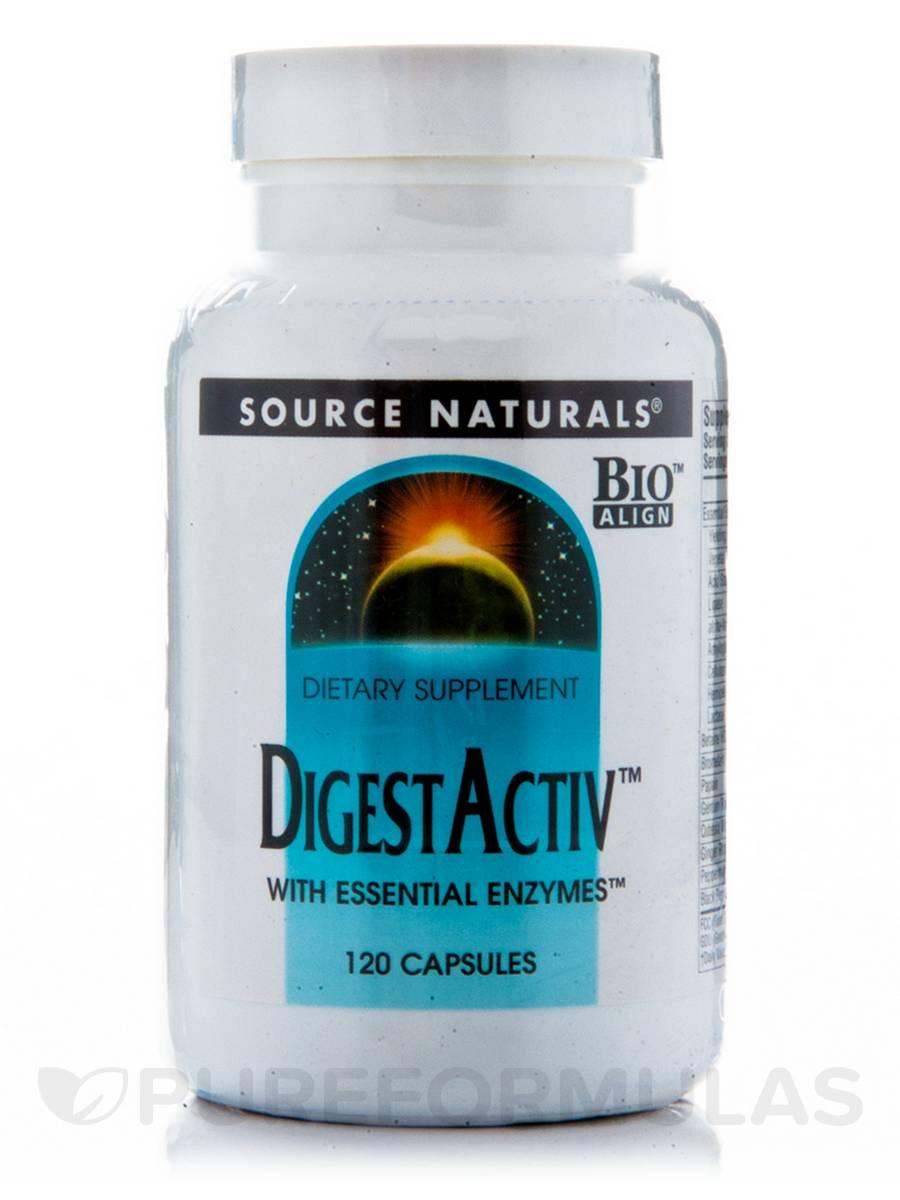 Digest Activ - 120 Capsules