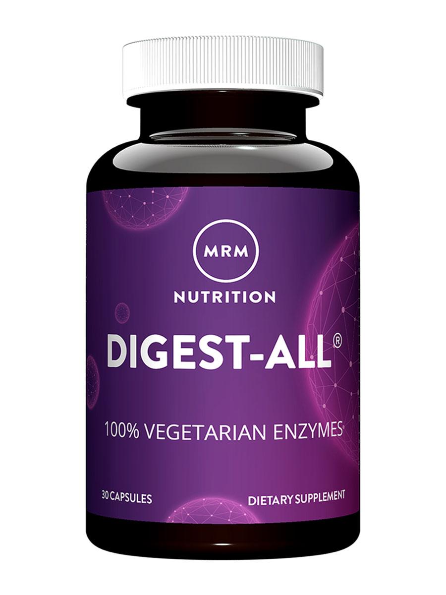 Digest-ALL® - 30 Vegetarian Capsules