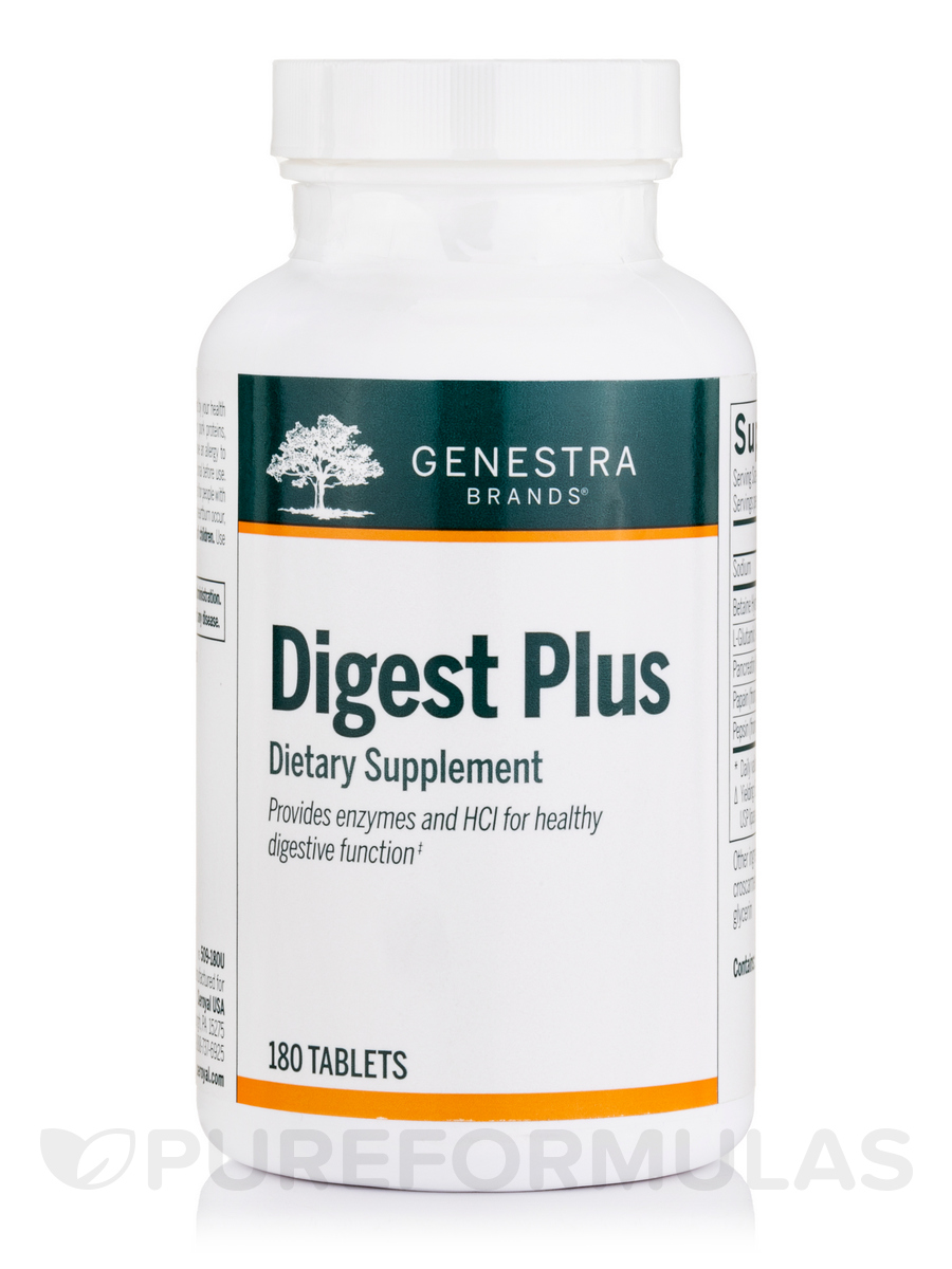Digest Plus - 180 Tablets