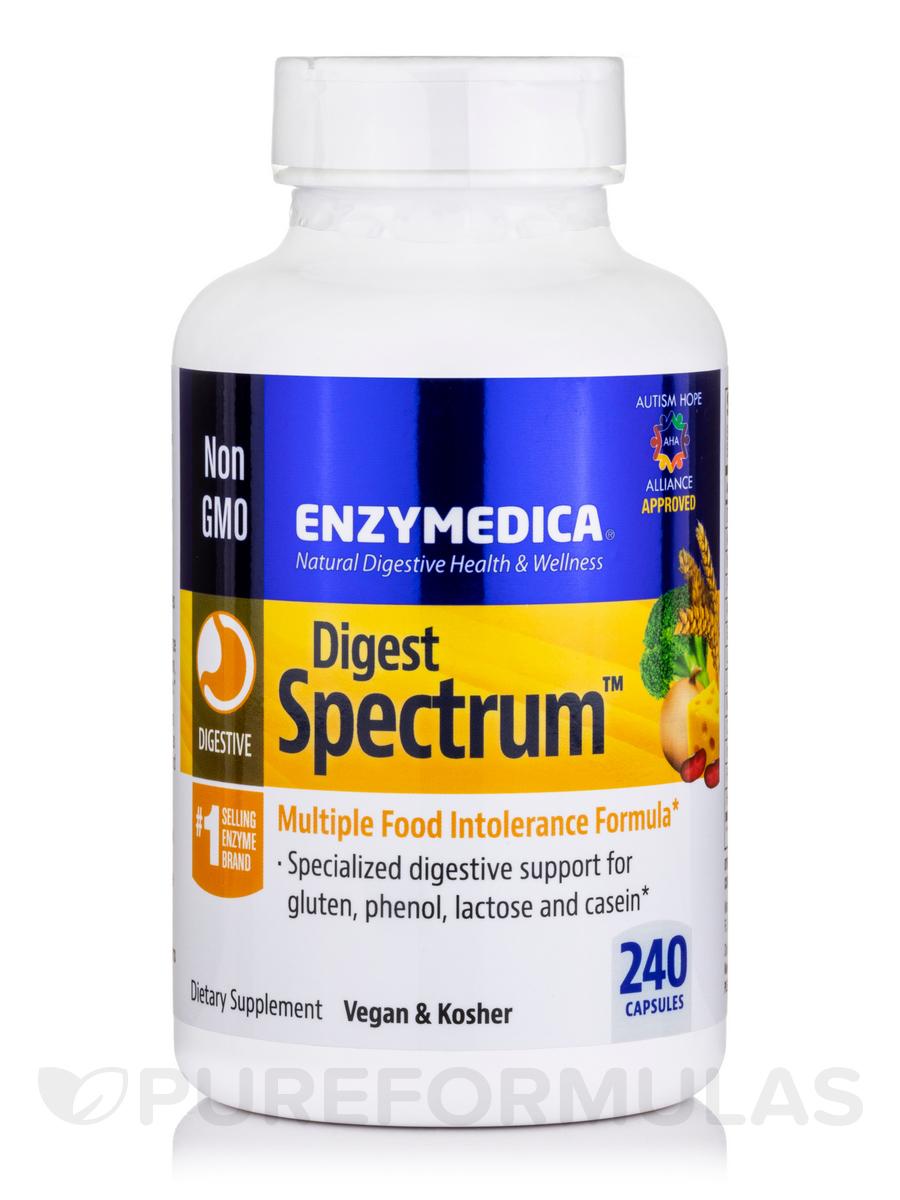 Digest Spectrum™ - 240 Capsules