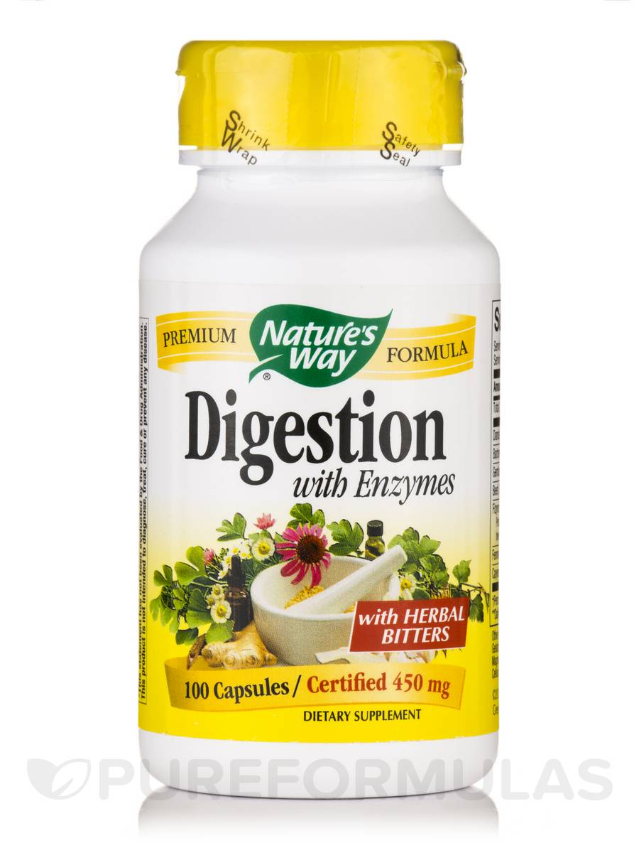Digestion - 100 Capsules