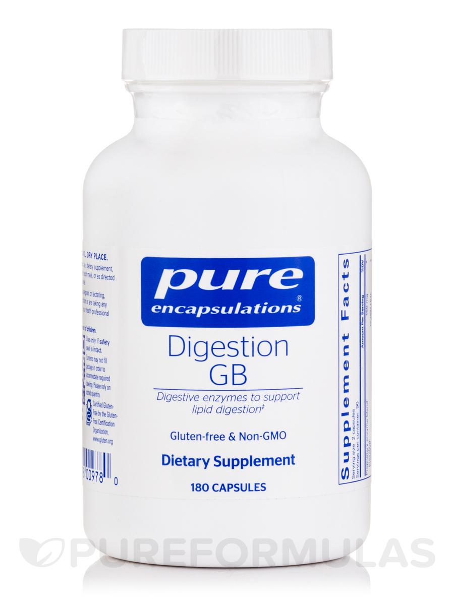 Digestion GB - 180 Capsules