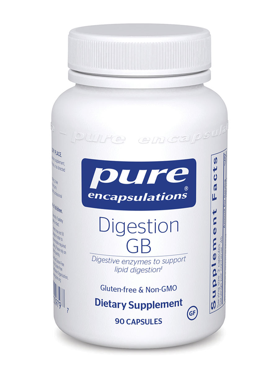 Digestion GB - 90 Capsules