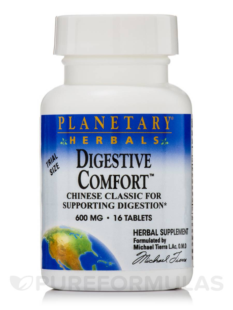 Digestive Comfort 600 mg - 16 Tablets