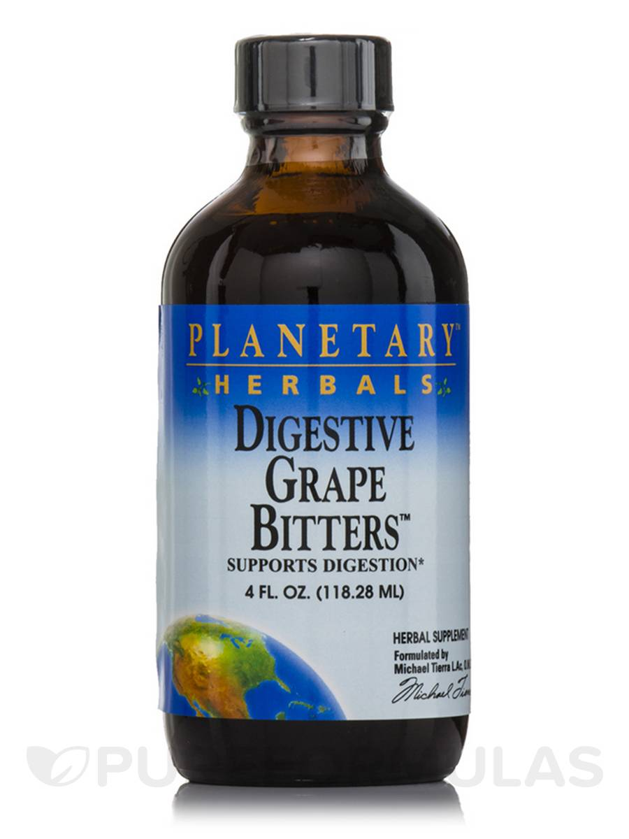 Digestive Grape Bitters - 4 fl. oz (118.28 ml)
