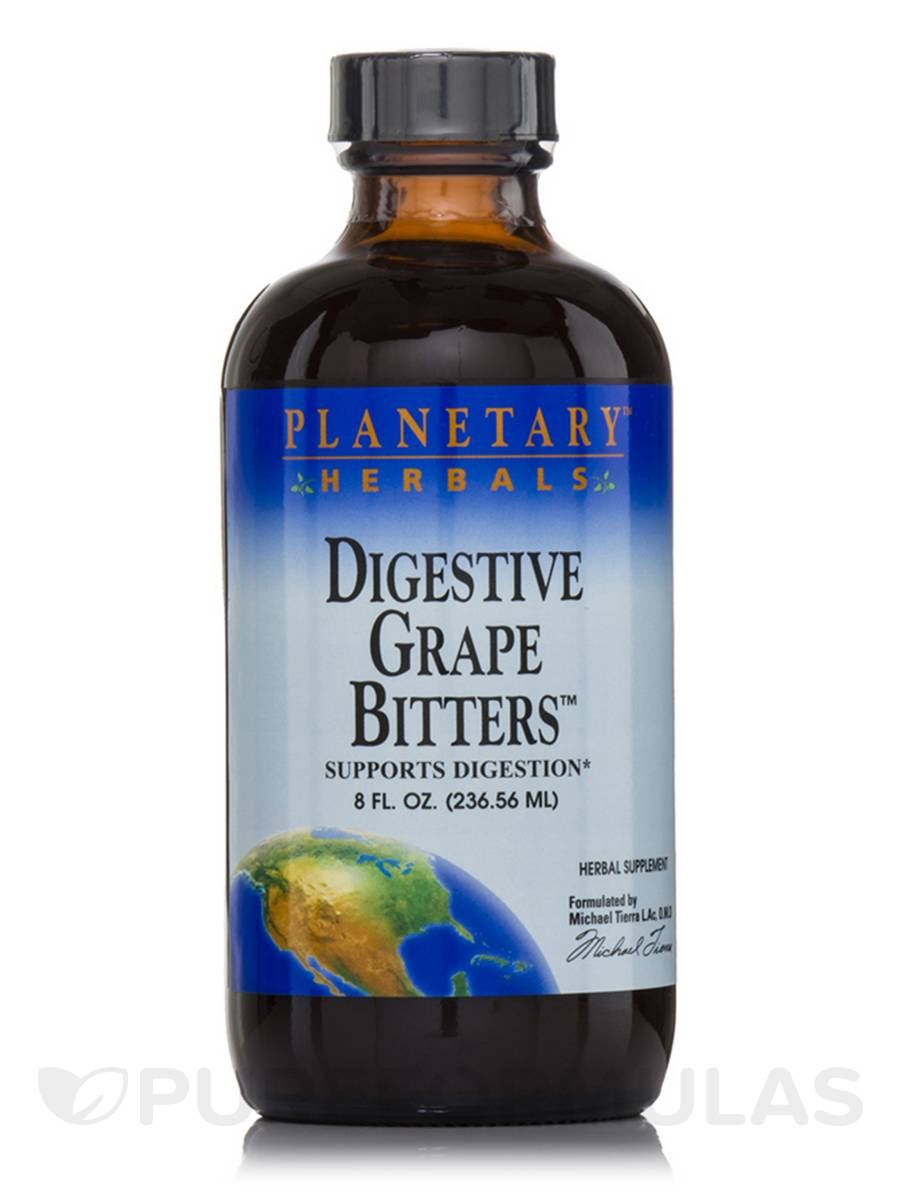 Digestive Grape Bitters - 8 fl. oz (236.56 ml)