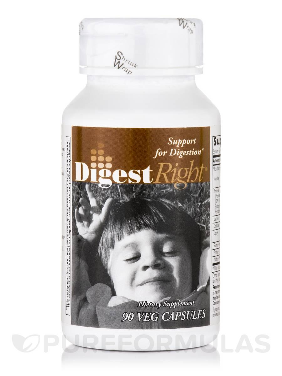 DigestRight® - 90 Veg Capsules