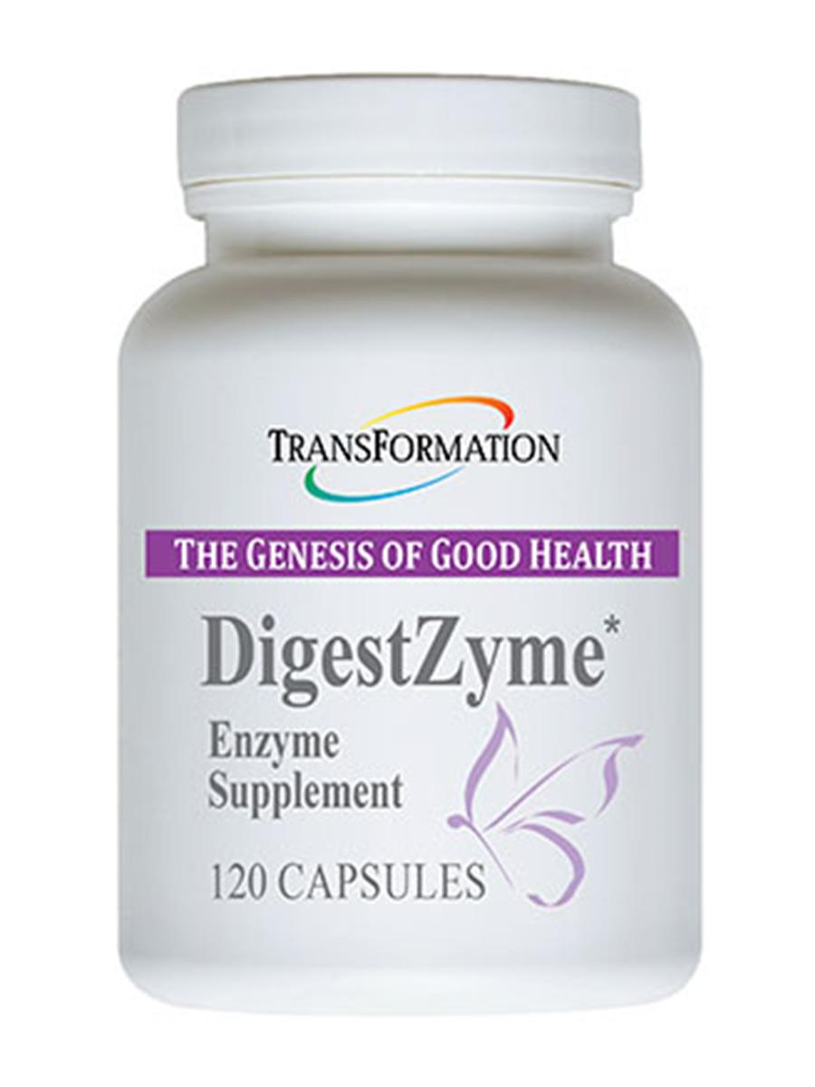 DigestZyme - 120 Capsules