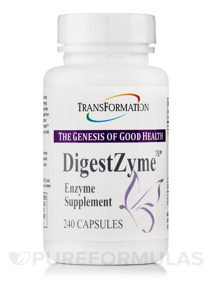 DigestZyme - 240 Capsules