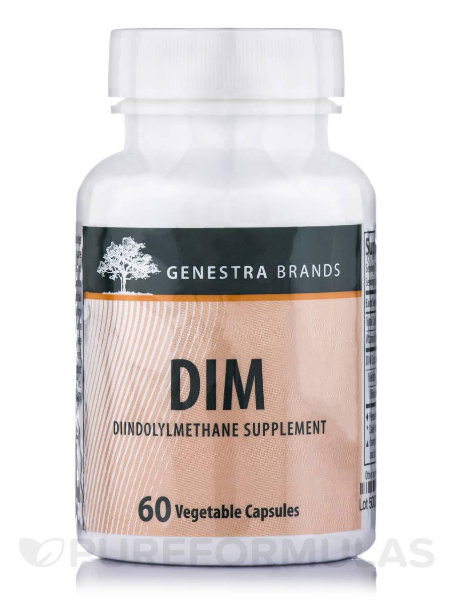 DIM - 60 Vegetable Capsules