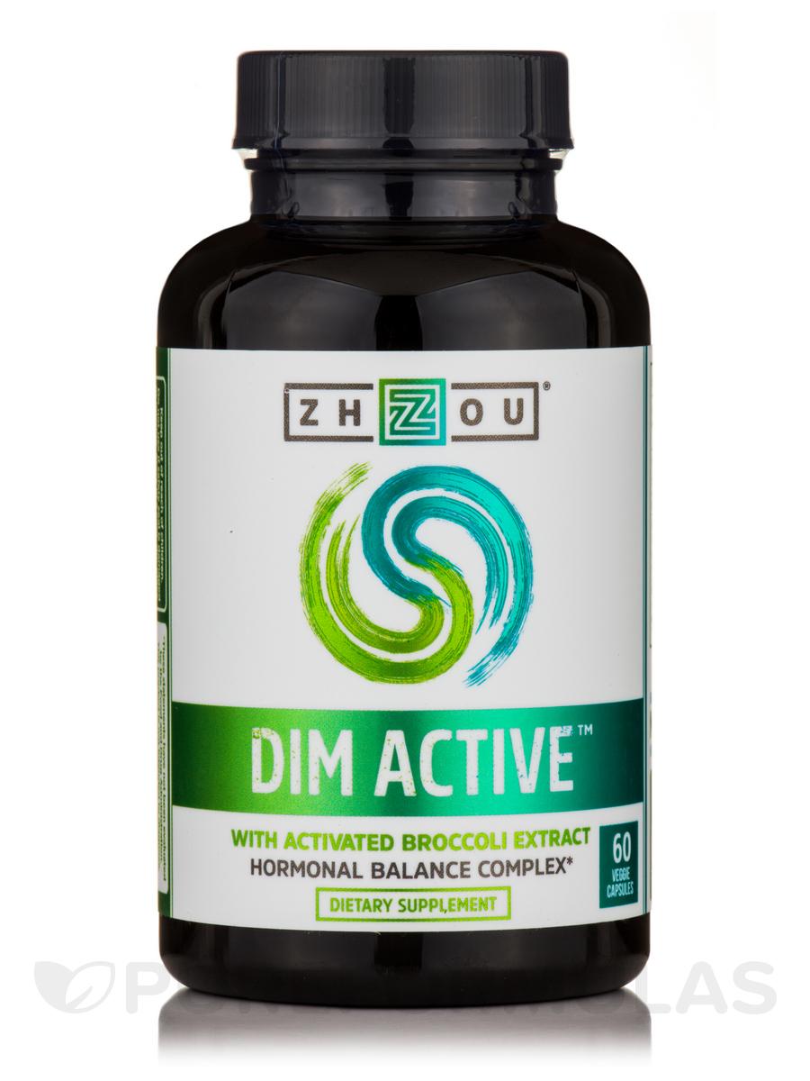 DIM Active - 60 Veggie Capsules