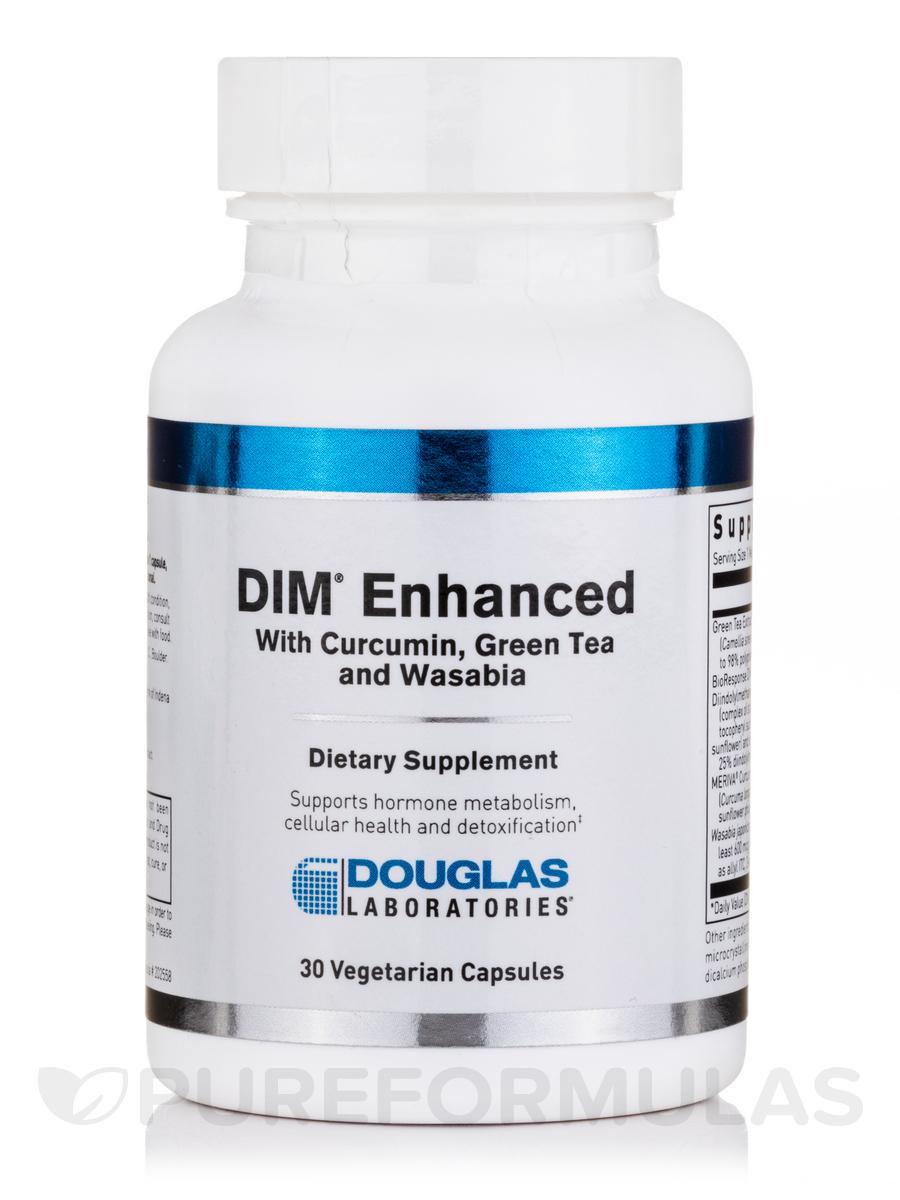 DIM Enhanced - 30 Vegetarian Capsules